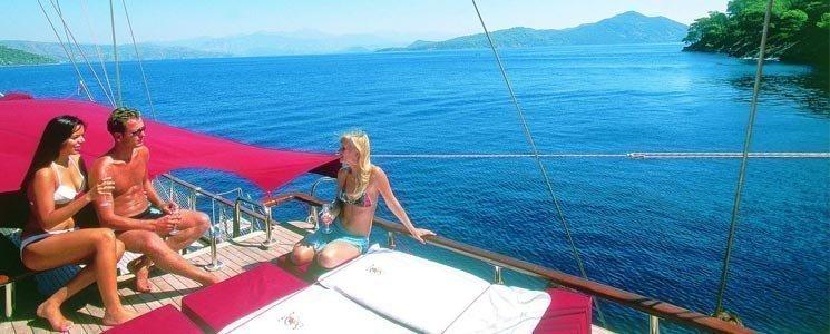 Goélettes Yachts Luxe