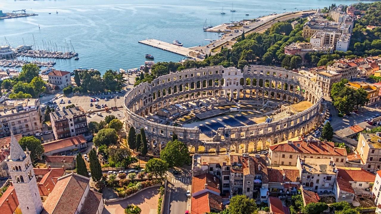 14 nuits nord de l'Adriatique