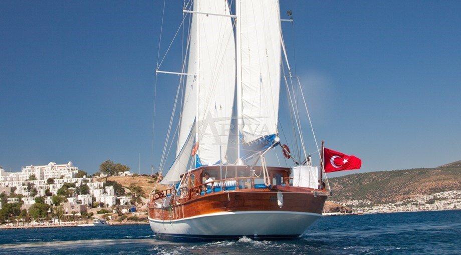 Goélette Askim Deniz