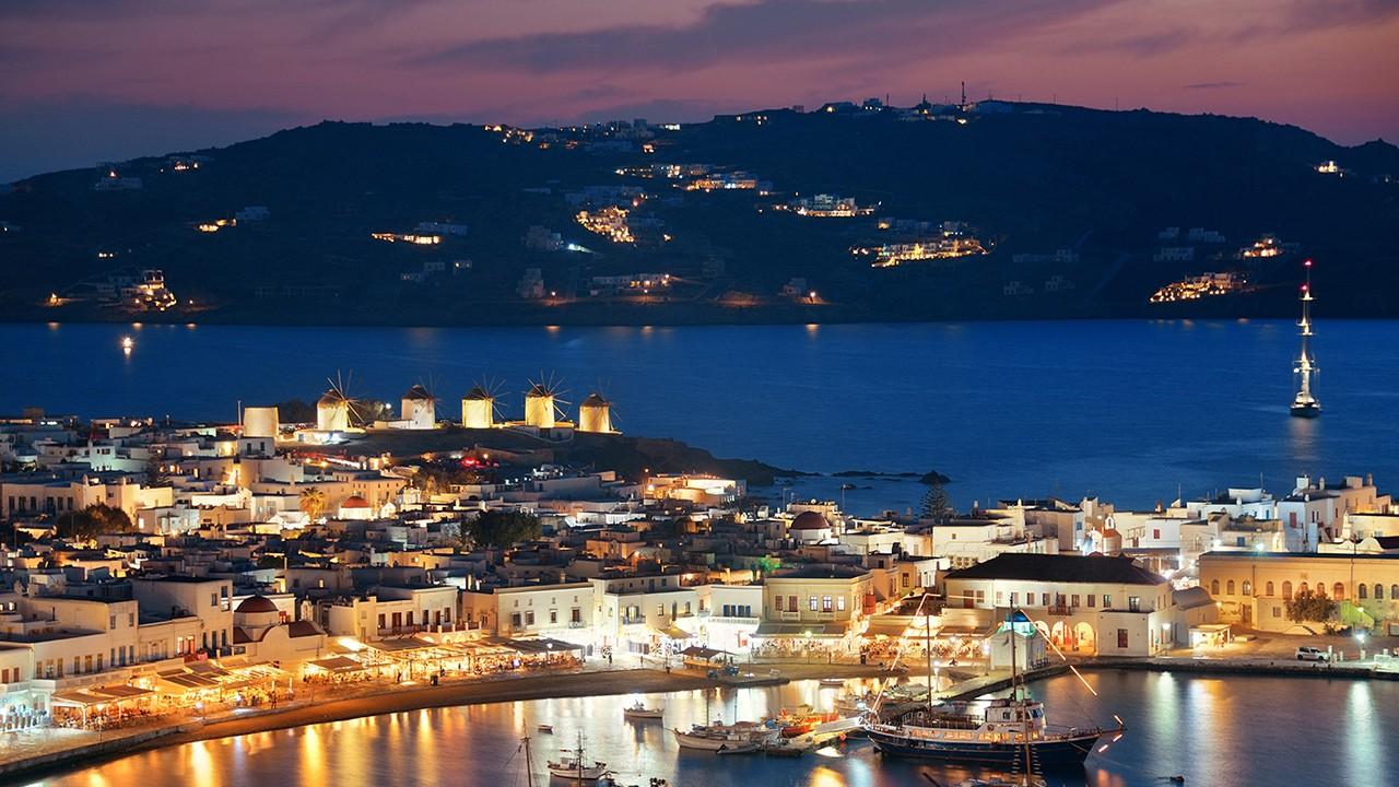 Bodrum à Mykonos en 14 nuits