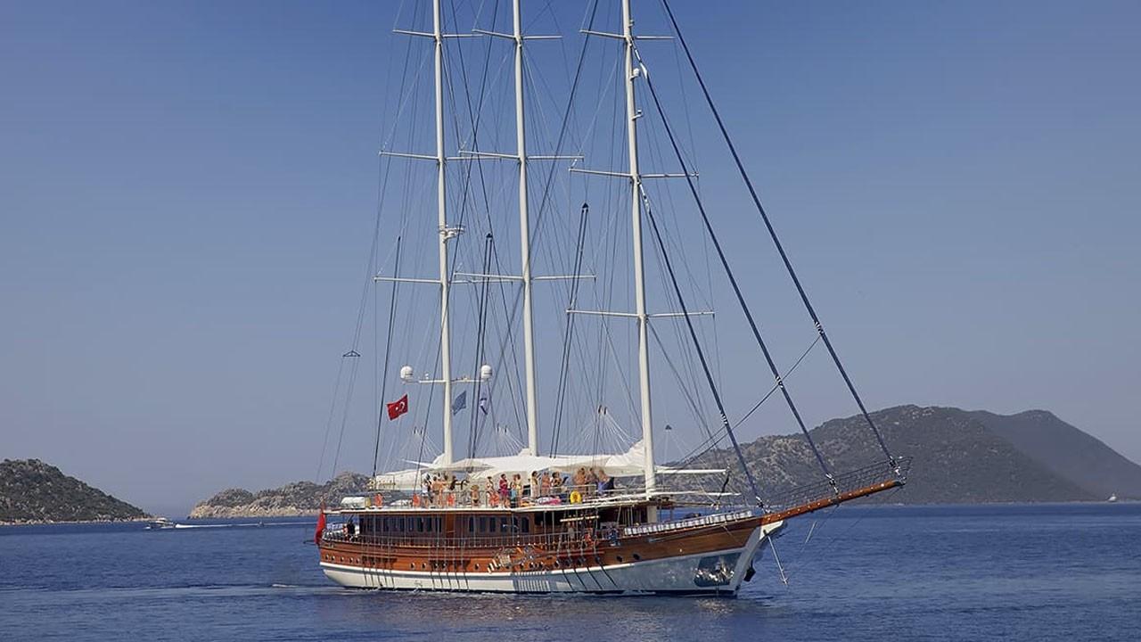 Goélette Admiral
