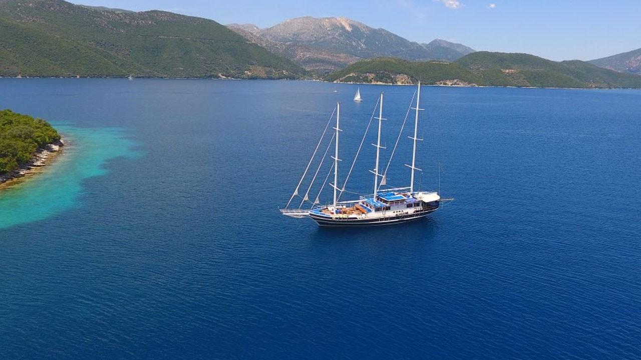 Goélette Artemis (Greece)