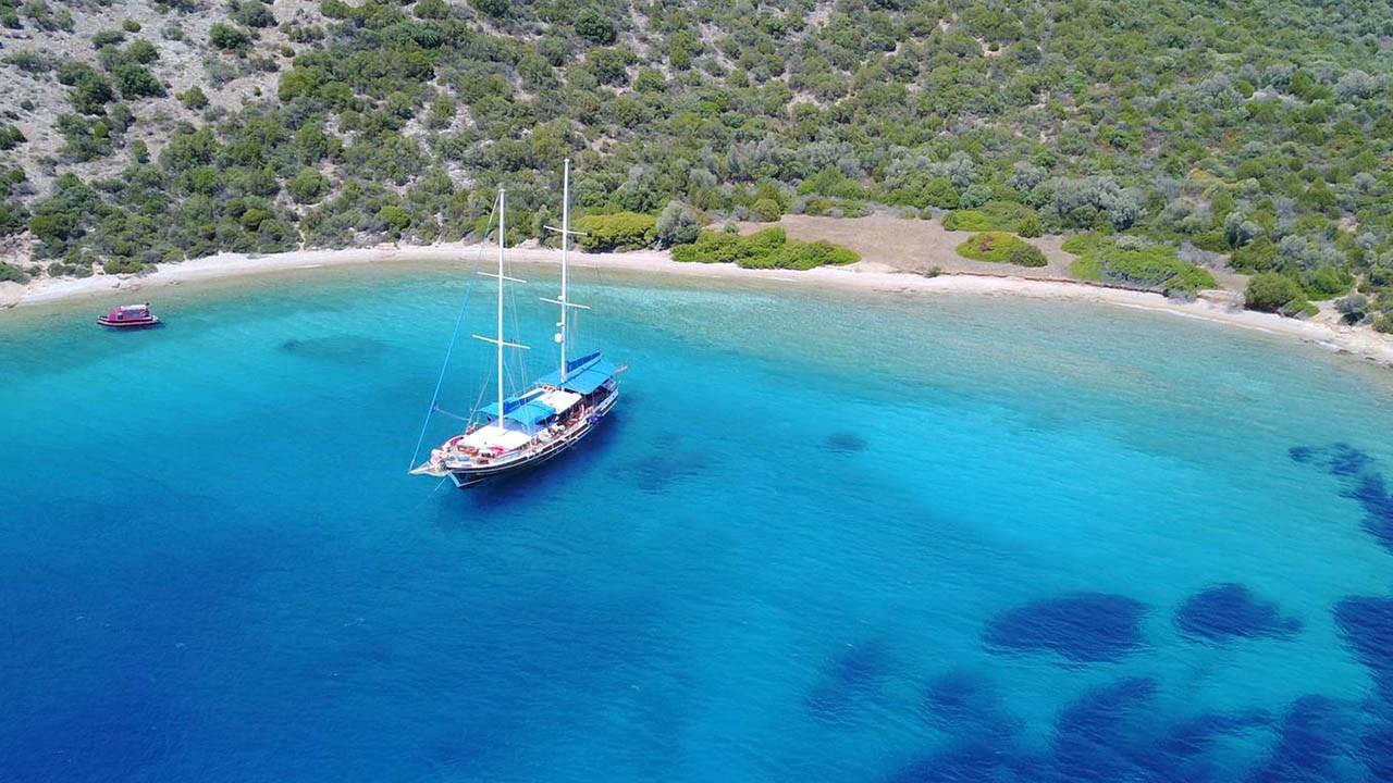 Goélette Blue Cruise