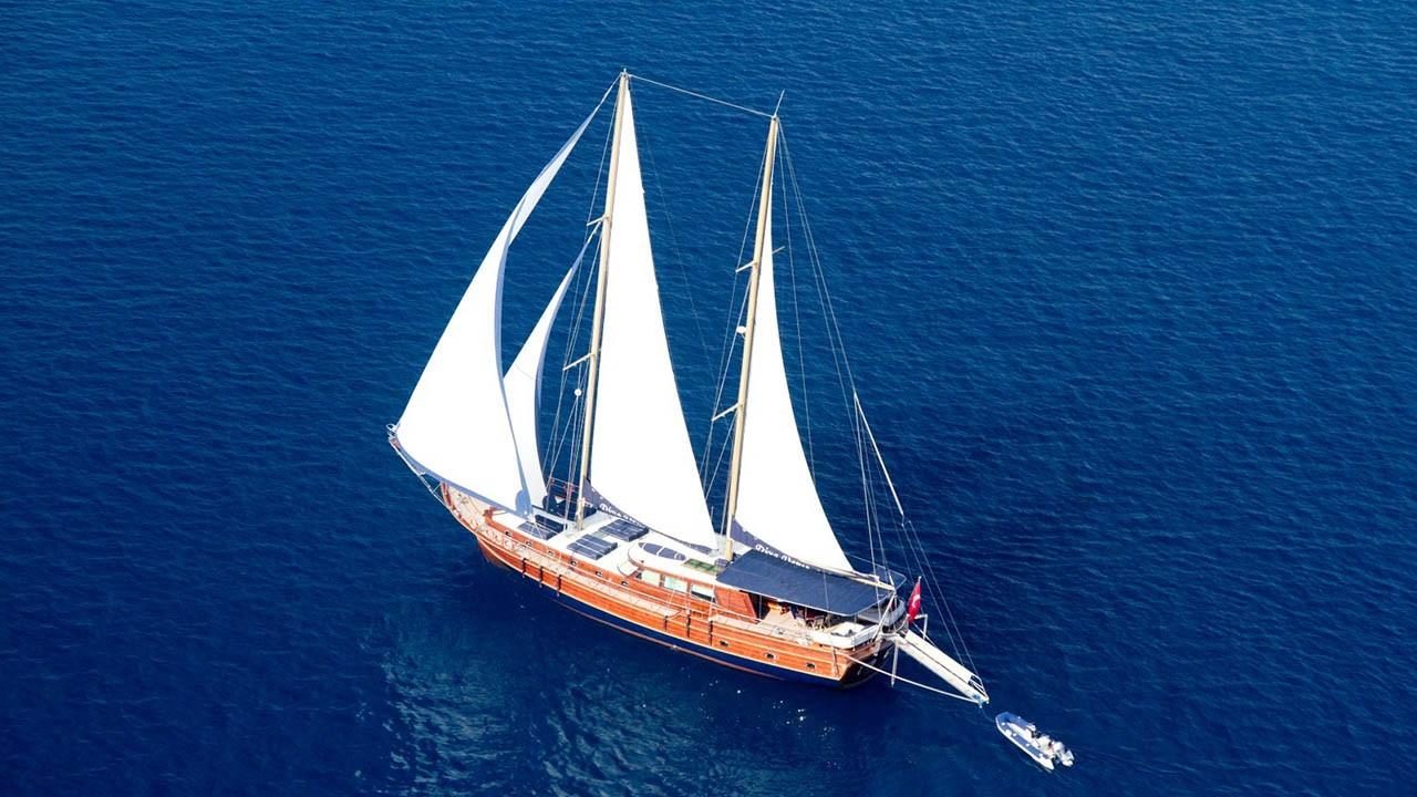 Goélette Diva Deniz