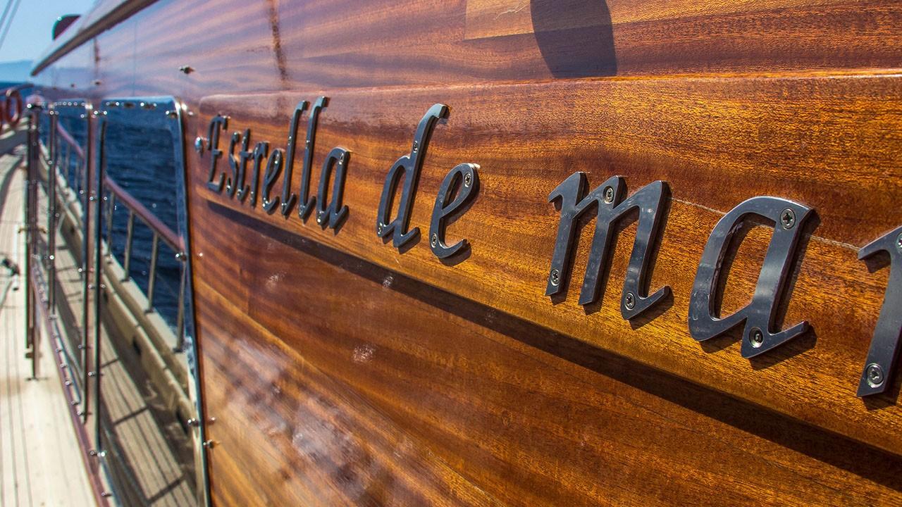 Goélette Estrella De Mar
