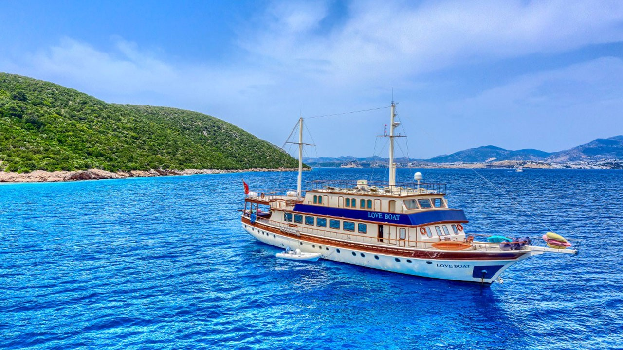 Goélette Love Boat