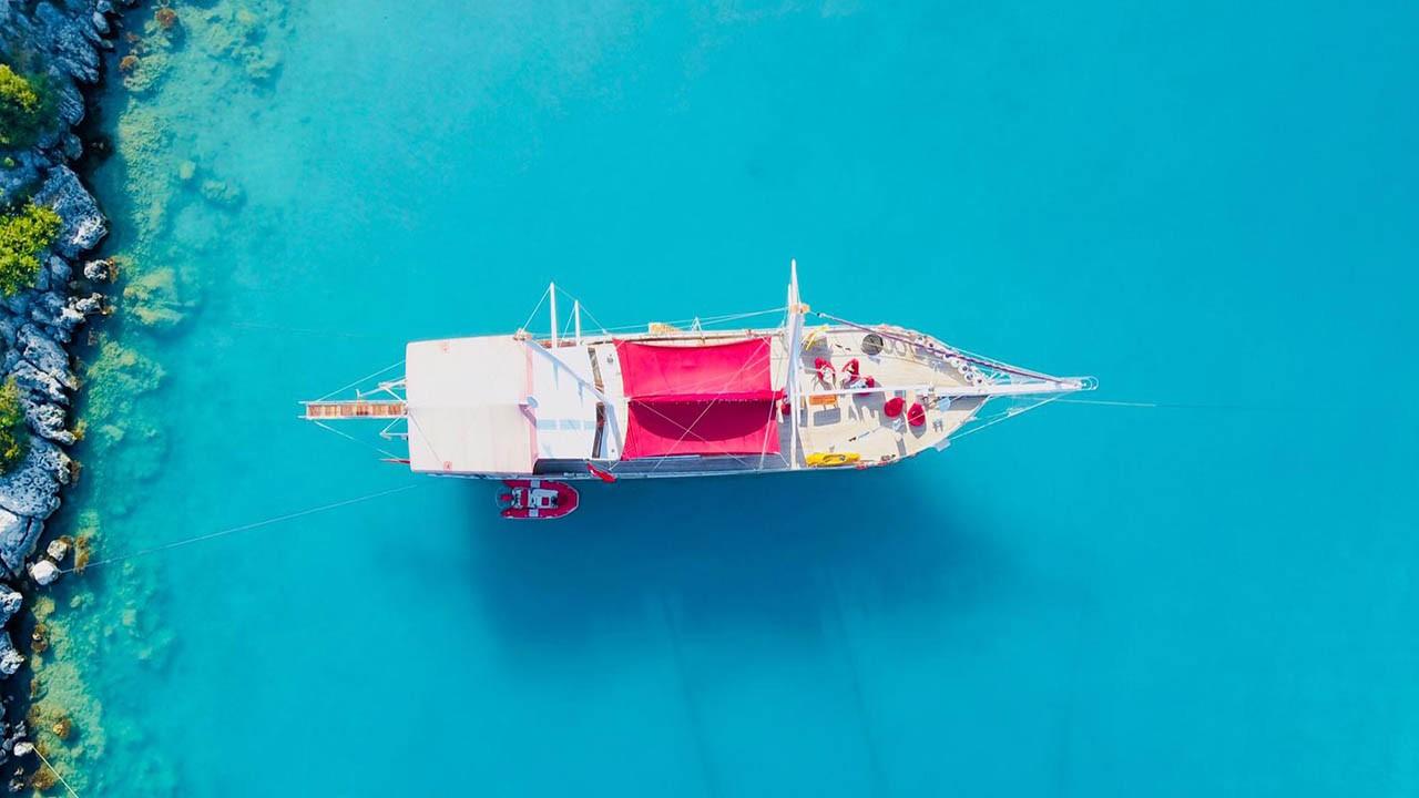 Goélette Sea Angel 2