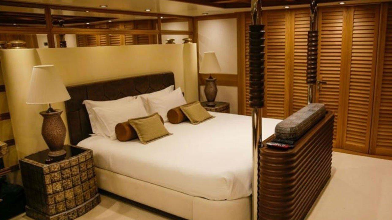 Yacht à voile Zanziba