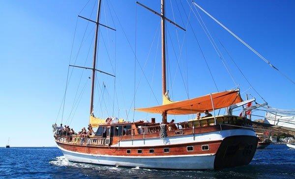 Bodrum Iles Grècques Yacht Richmond Vi