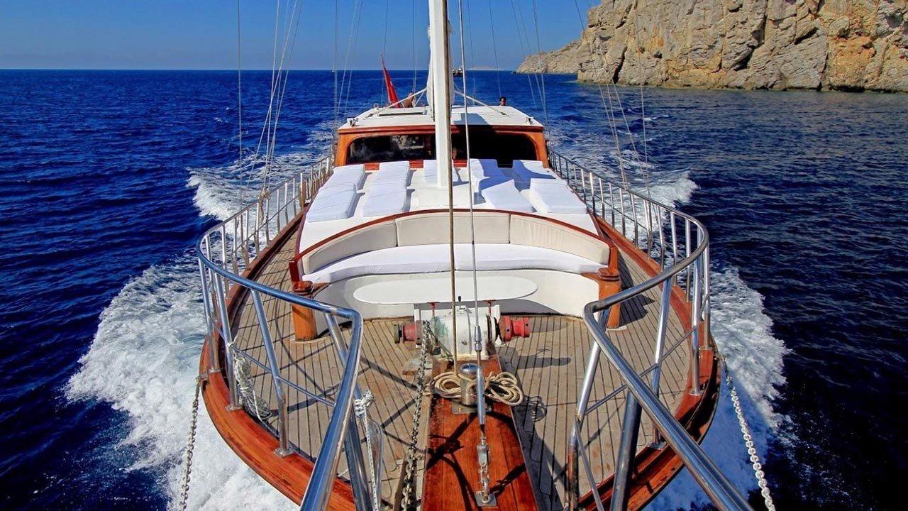 Goélette Azra Deniz