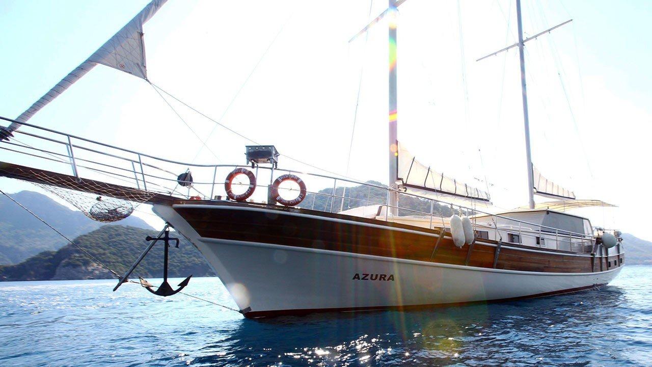 Goélette Azura