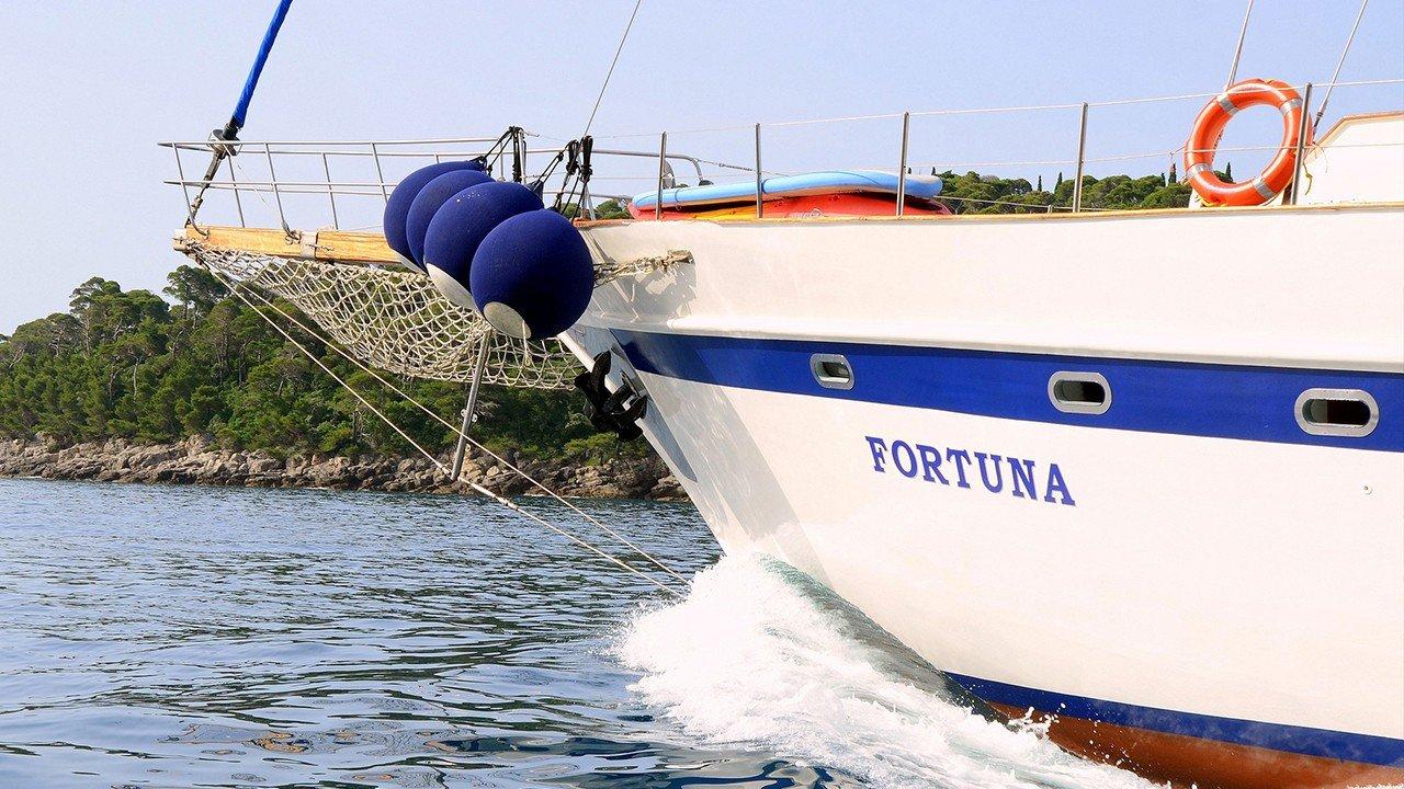 Goélette Fortuna Croatia