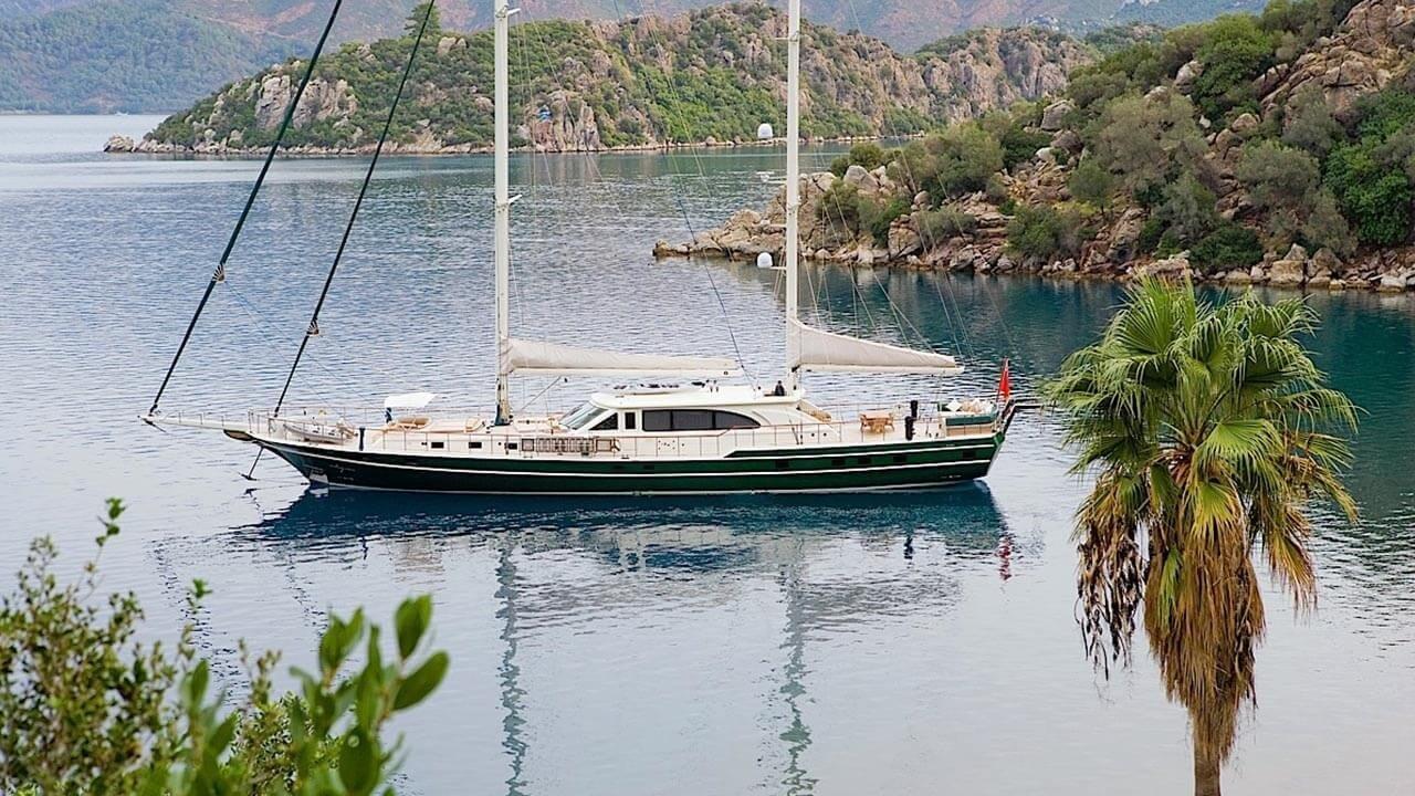 Goélette Sailing Nour