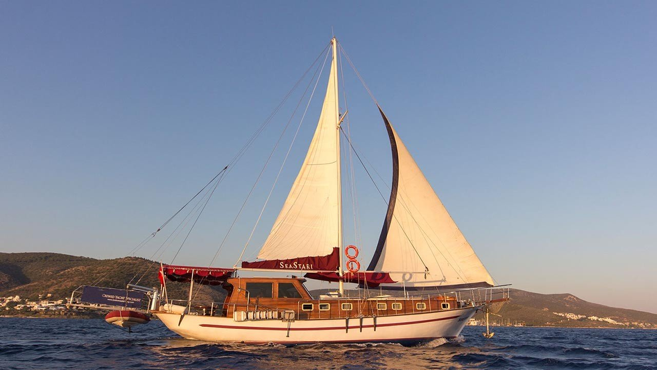Goélette Sea Star 1