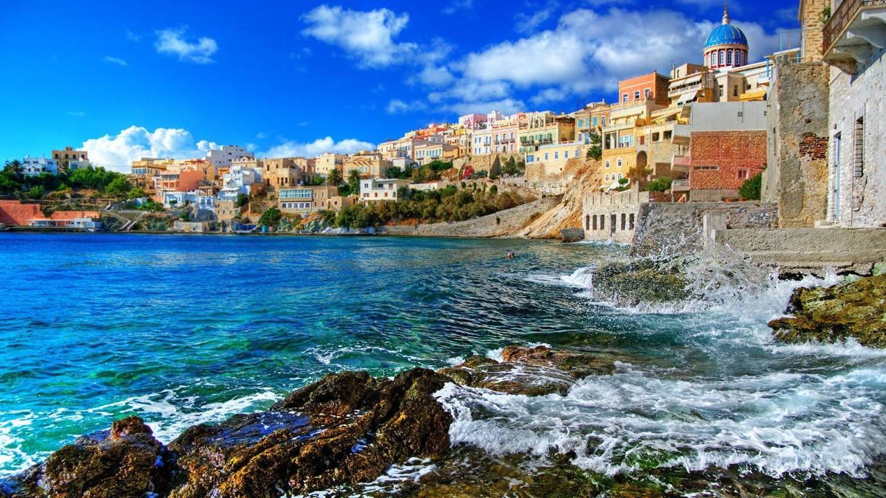 L'île de Syros