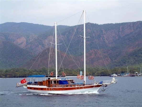 Goélette Denizgulu 96
