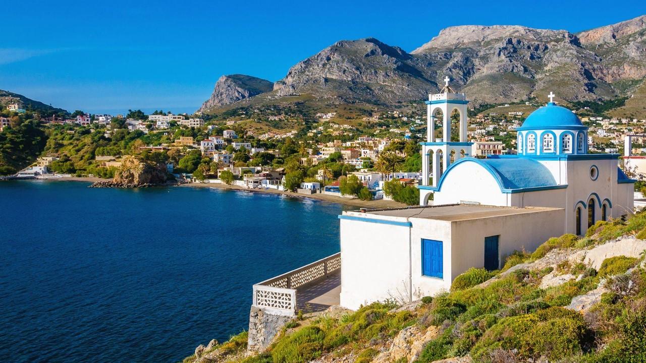 L'Ile de Kalymnos