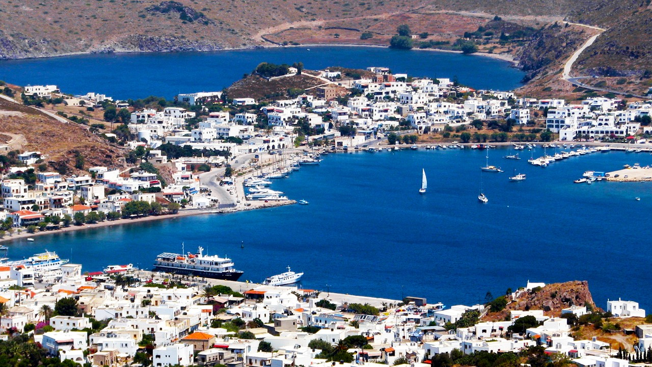 L'Ile de Patmos