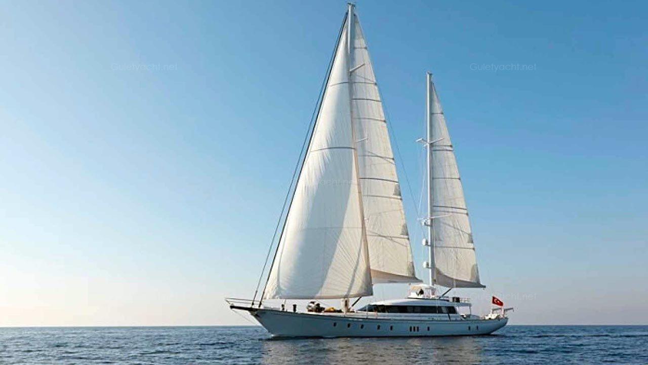 GLS-4 Yacht à voile