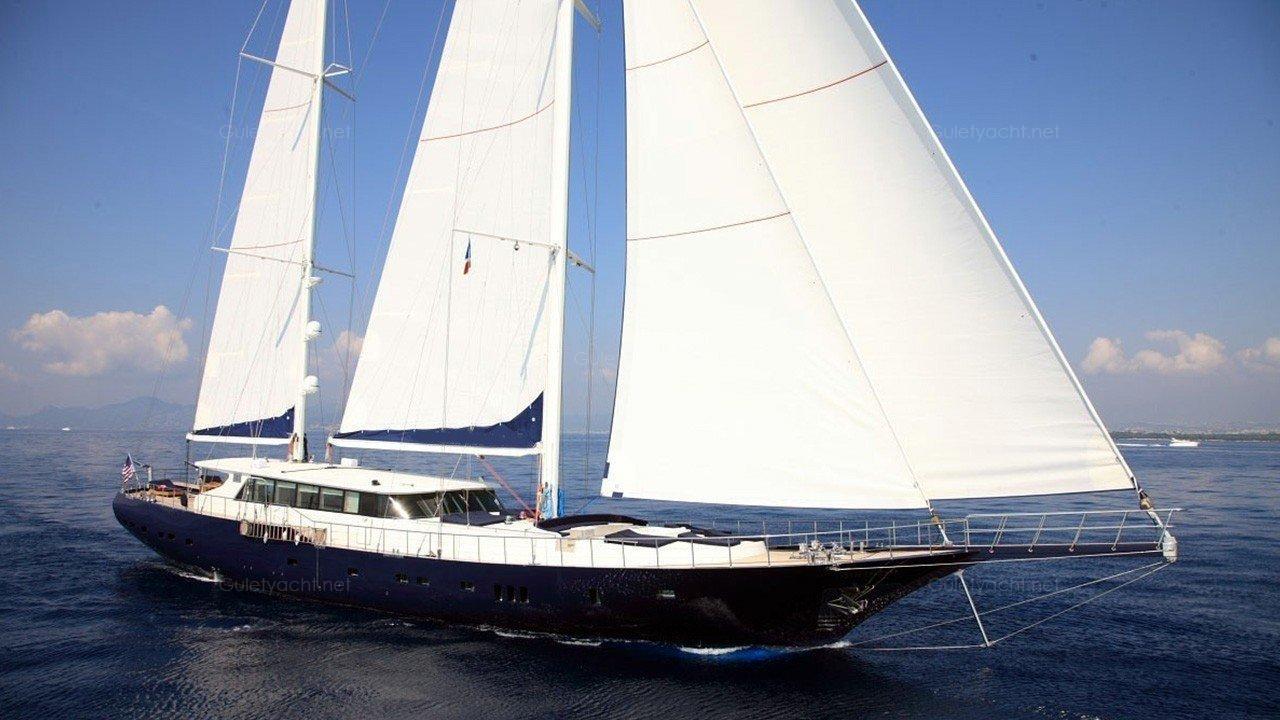 PEM-6 Yacht à voile