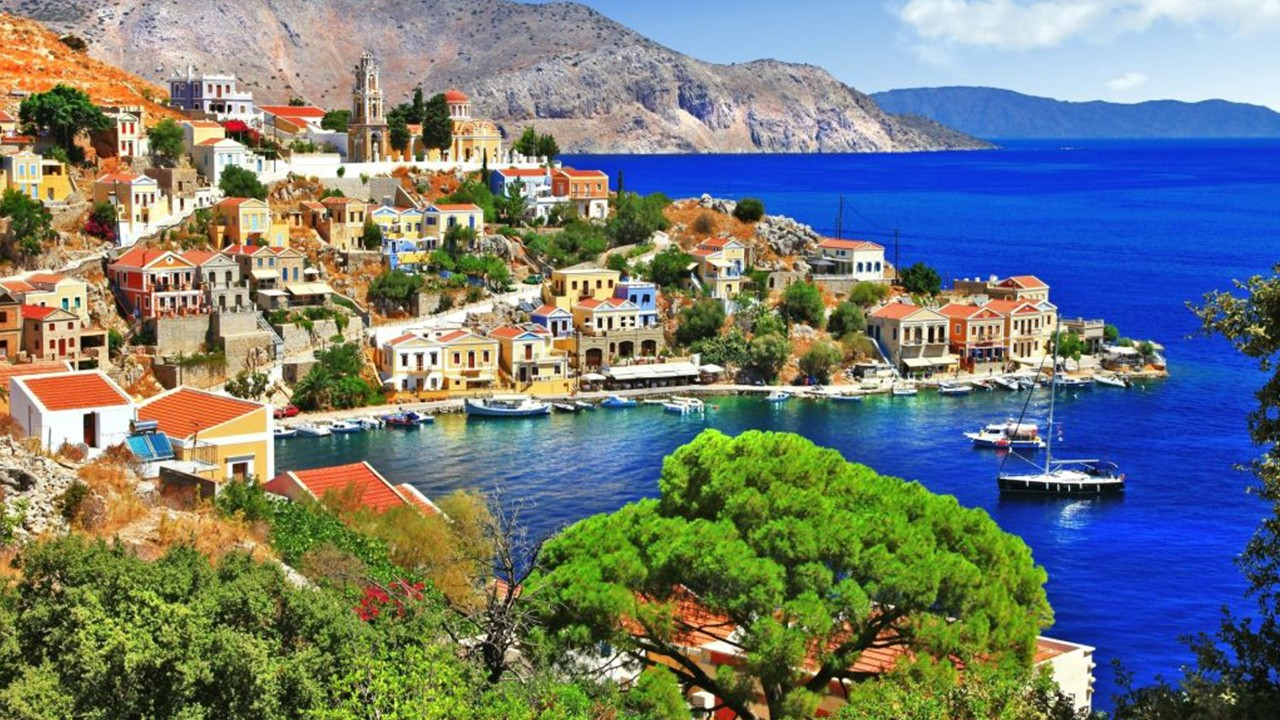 Marmaris aux îles grecques