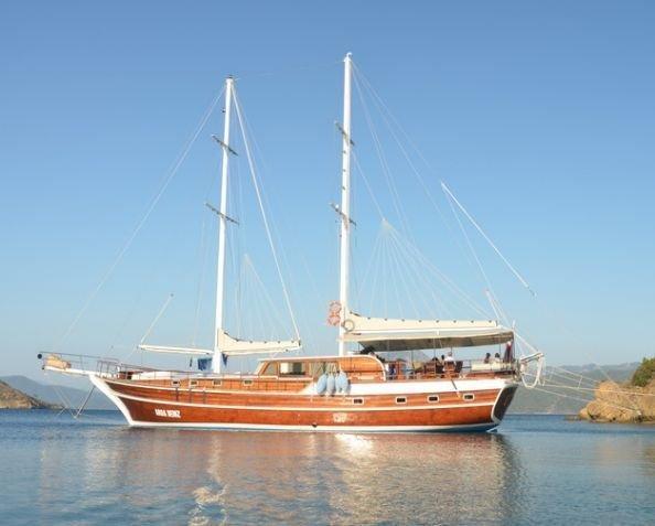Arda Deniz Goélette