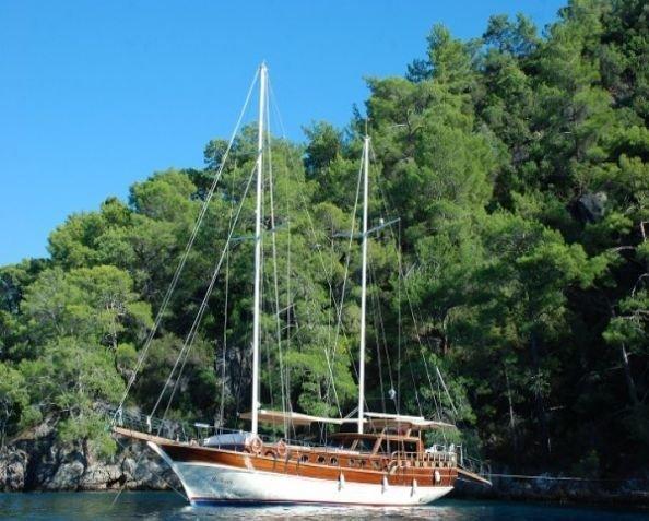 Be Happy Goélette Yacht