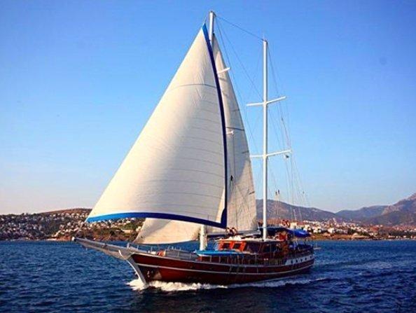 Blue Cruise Goélette