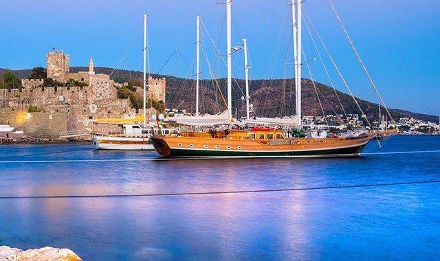 Route de la Croisière Bleue en Turquie