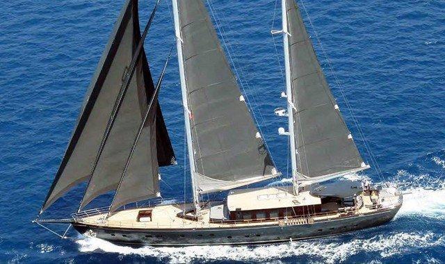 Achat d' un yacht de goélette