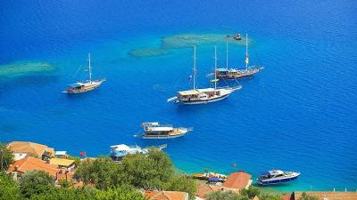 Antalya à Kekova
