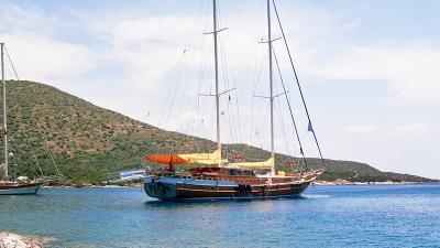 Bodrum aux îles du sud de la Grèce (Luxe)