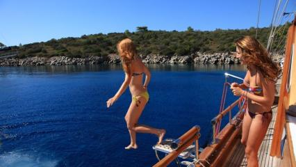 Goélette Aegean Clipper