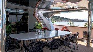 Yacht à voile Aiaxaia