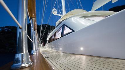 Yacht à voile Alessandro