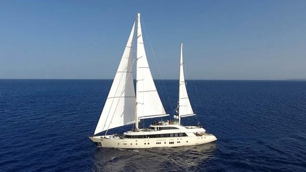 Aresteas Yacht à voile