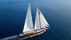 Aria I Yacht à voile