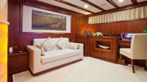 Yacht à voile Aria I