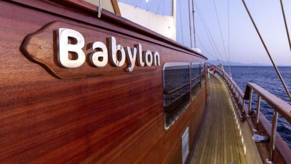 Goélette Babylon