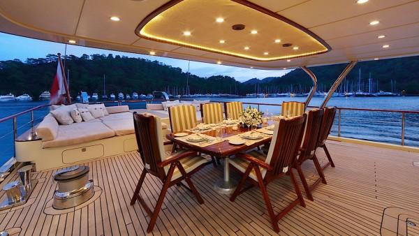 Yacht à voile Daima