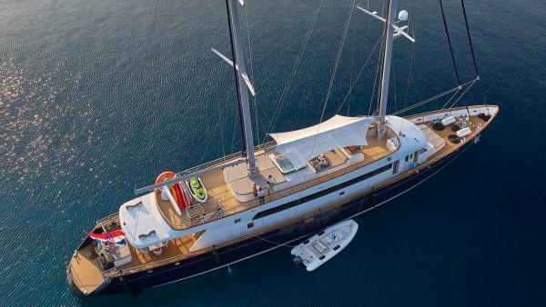 Dalmatino Yacht à voile