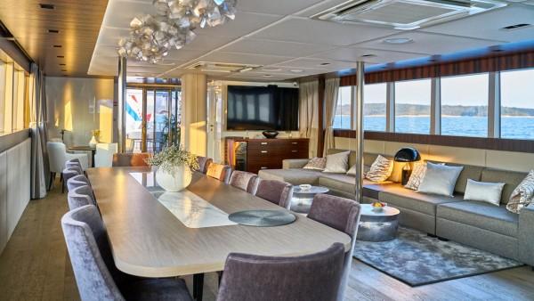 Yacht à voile Dalmatino