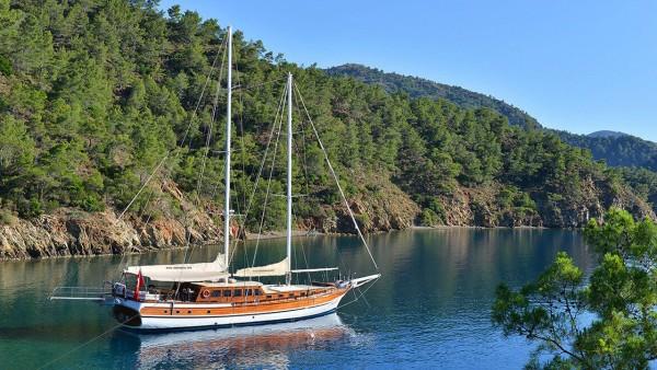 Goélette Derin Deniz