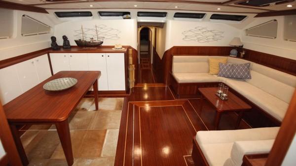 Yacht à voile Eloa