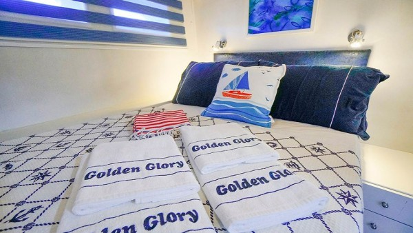 Goélette Golden Glory