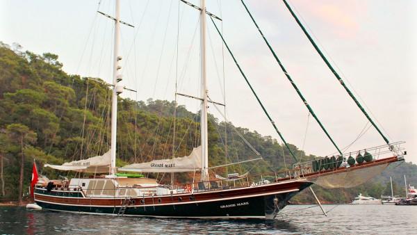 Goélette Grande Mare
