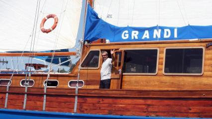 Goélette Grandi