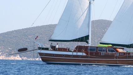 Goélette Kaptan Yilmaz 3