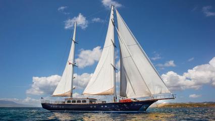 Le Pietre Yacht à voile