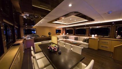 Yacht à voile Le Pietre